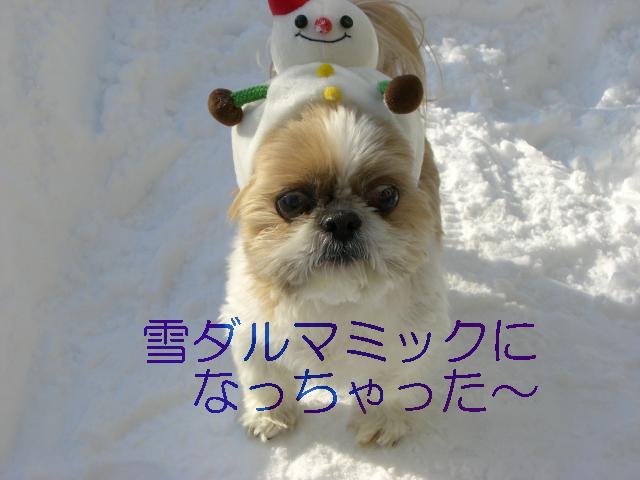 「雪ダルマミック」